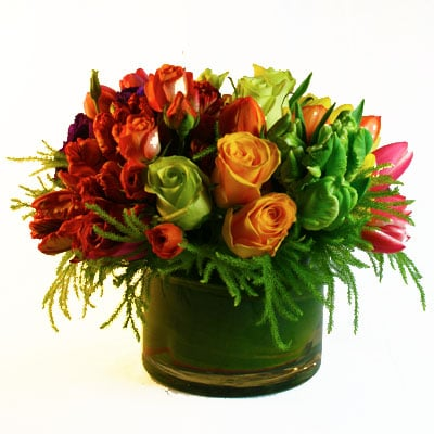 Happy Thoughts Flower Arrangement