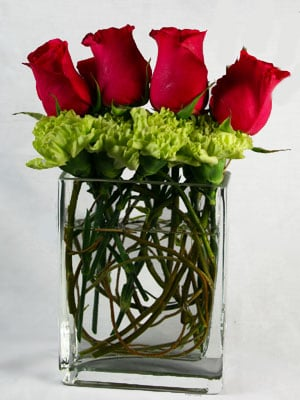Flirty Flower Arrangement
