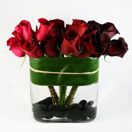 Passion Flower Arrangement