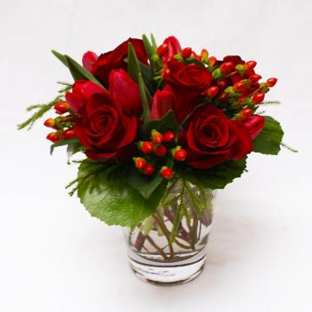 Scarlet's Flower Arrangement
