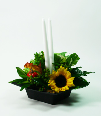 Simple Harvest Centerpiece