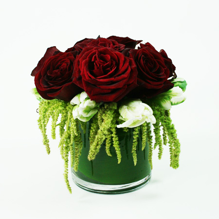 Black Magic Floral Arrangement
