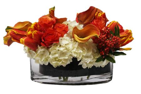 It's a Wonderful Life Flower Arrangement
