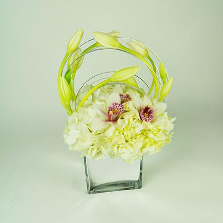Gimme Glitz Flower Arrangement