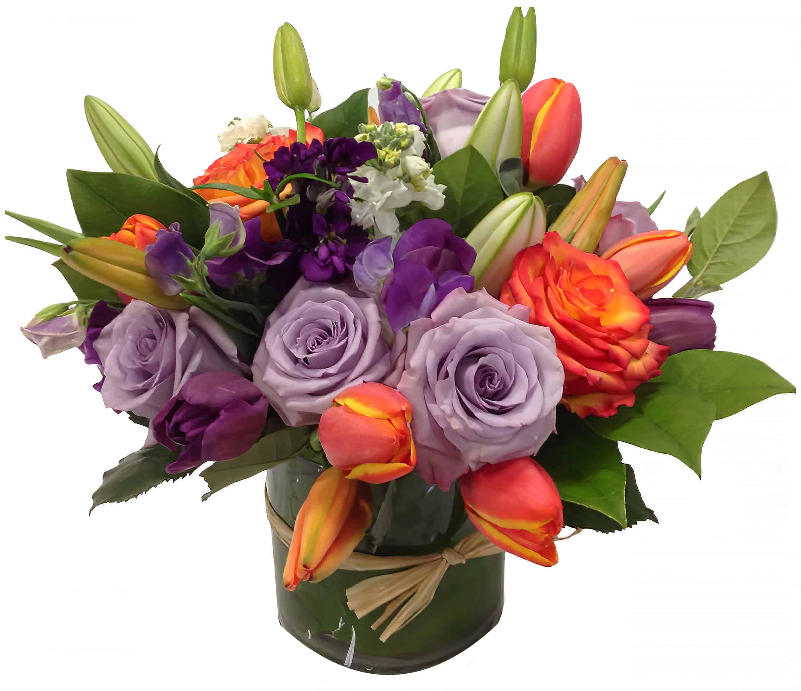 At Dusk Floral Arrangement
