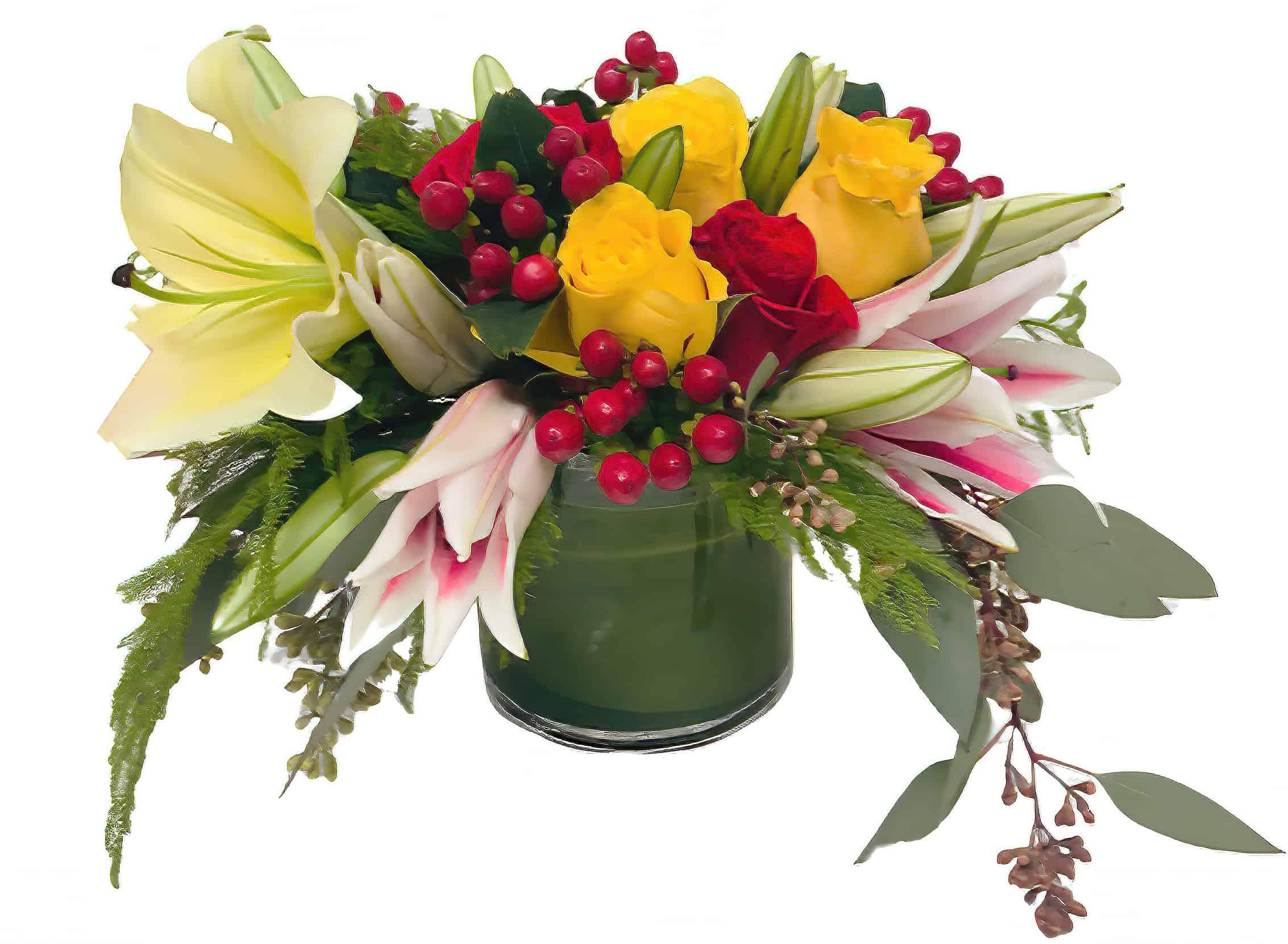 Fiori di Siena Flower Arrangement