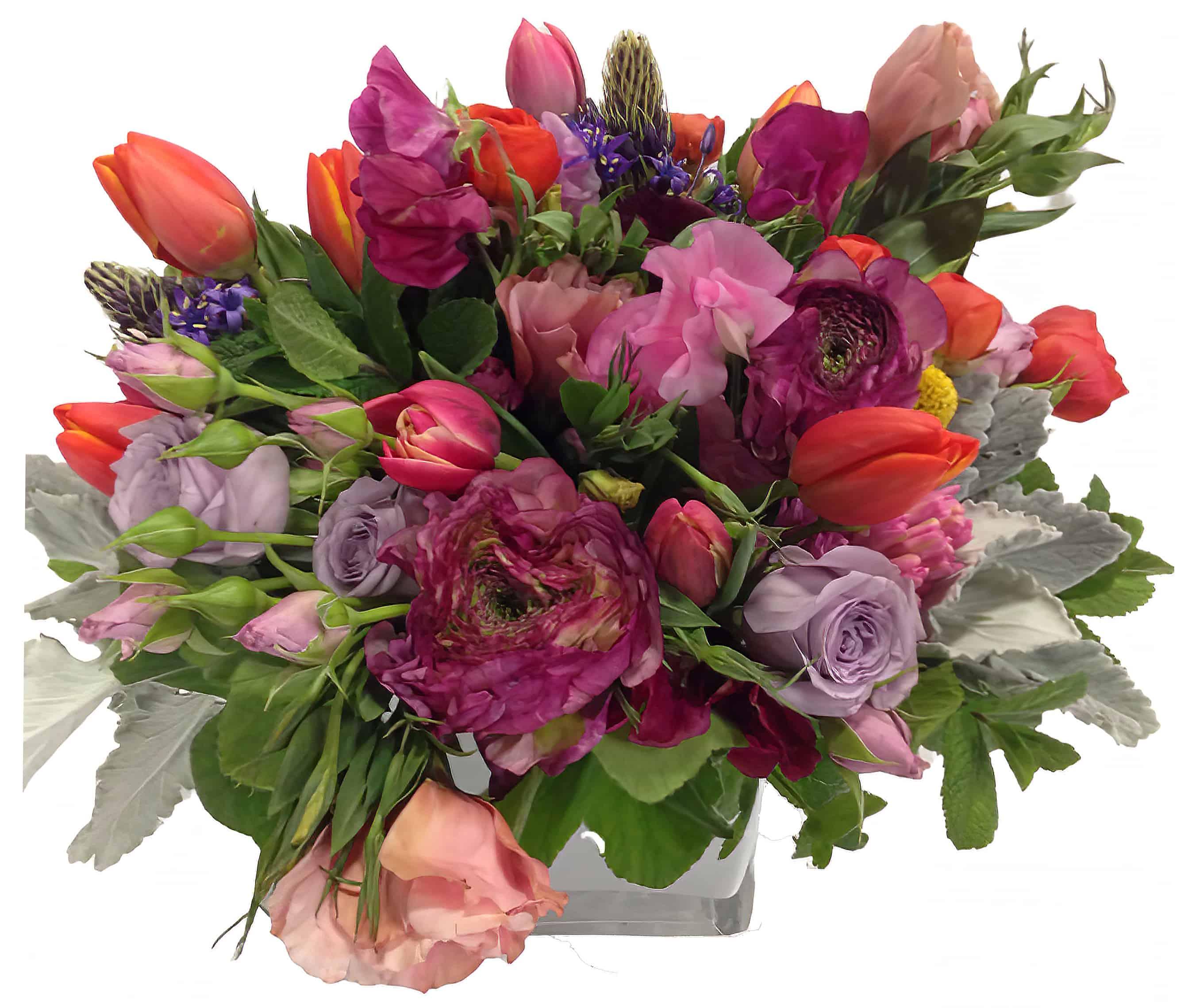 Garden Romance Flower Arrangement