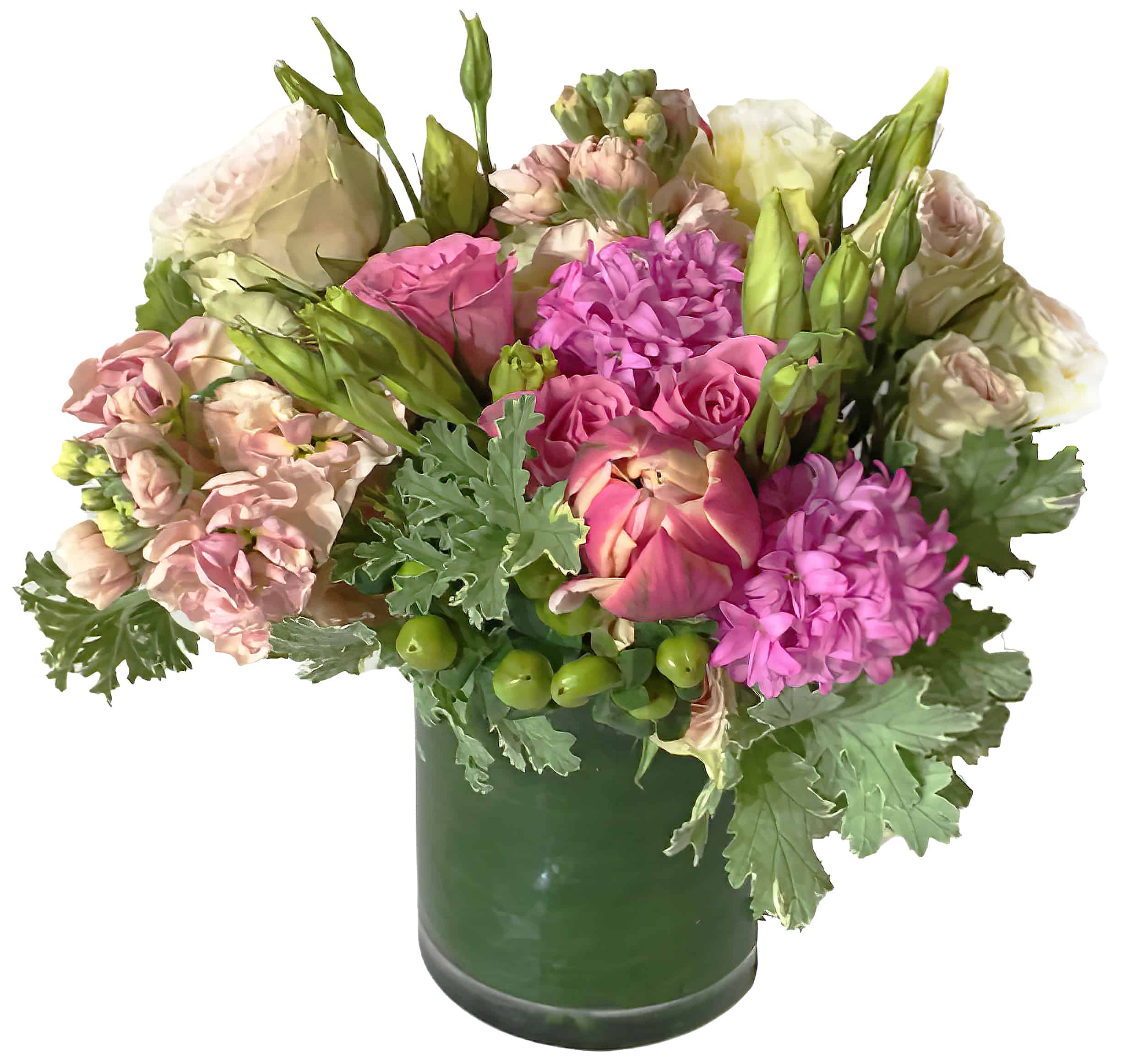 Princess Pea Flower Arrangement