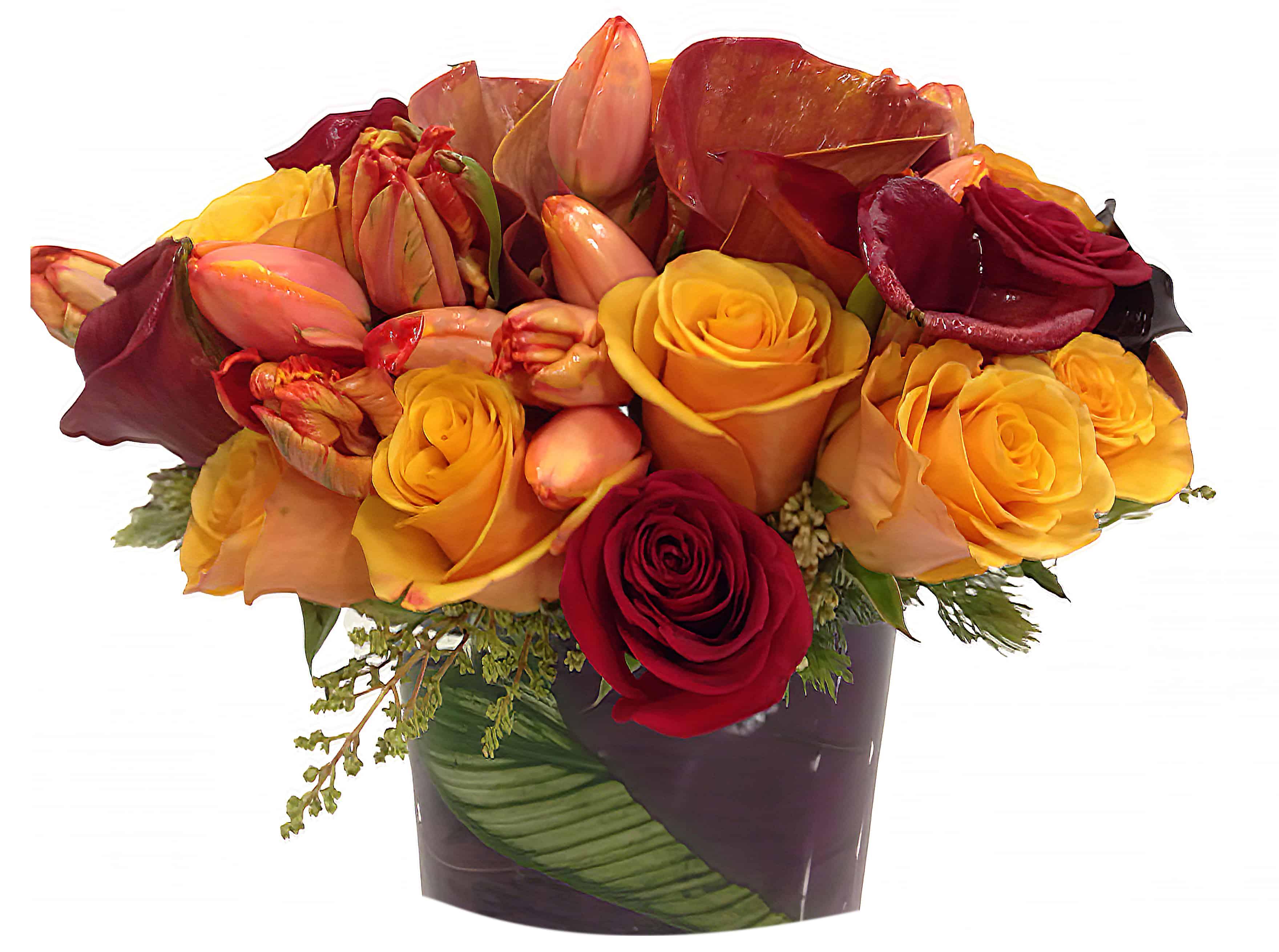 Titian Flower Arrangement
