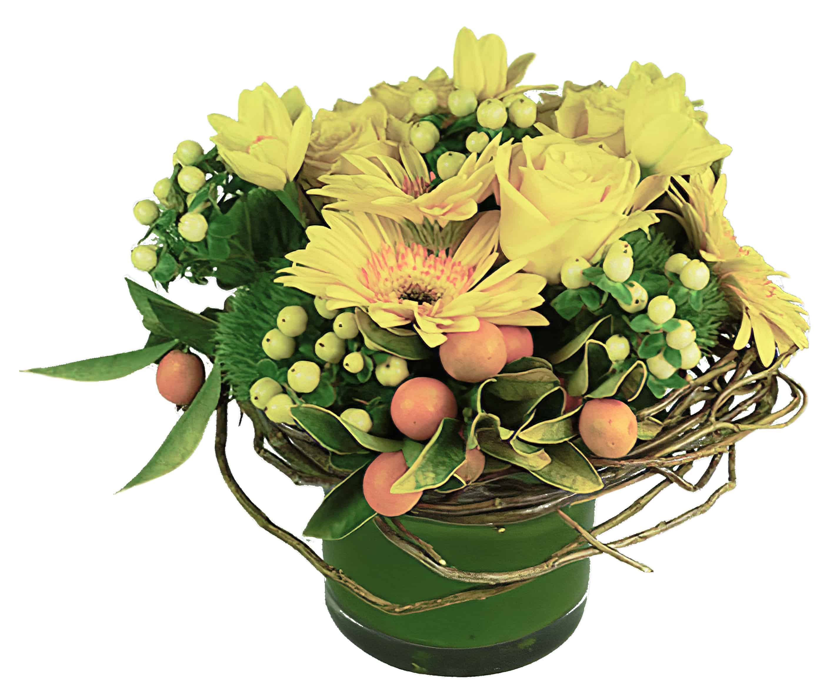 Tweet! Tweet! Flower Arrangement