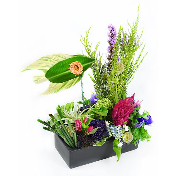 Coral Reef Flower Arrangement