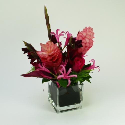 Flavor of the Tropics Flower Arrangement