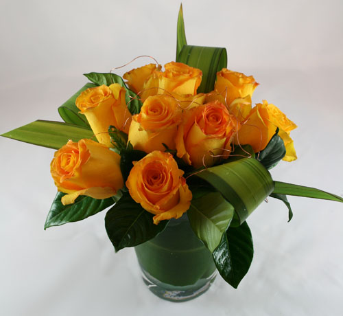 Fiori di Genova Flower Arrangement | San Francisco Florist Since 1871 Free Bay Area and San Francisco Flower Delivery