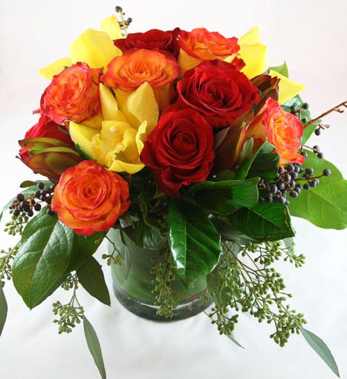 Starburst Flower Arrangement